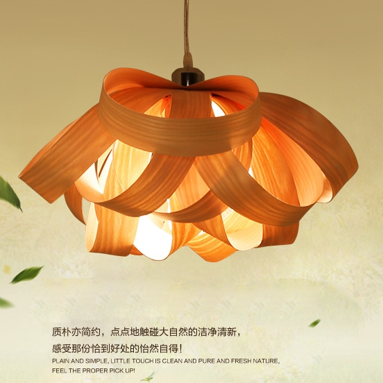 Magnificent Common Wood Veneer Light Fixtures For Popular Wood Veneer Lamp Buy Cheap Wood Veneer Lamp Lots From (View 3 of 25)