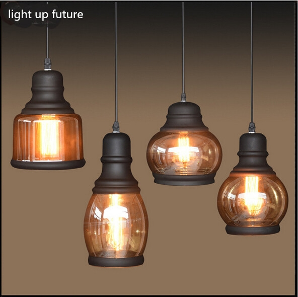 Magnificent Elite Brown Glass Pendant Lights With Online Get Cheap Amber Rope Lights Aliexpress Alibaba Group (Image 18 of 25)