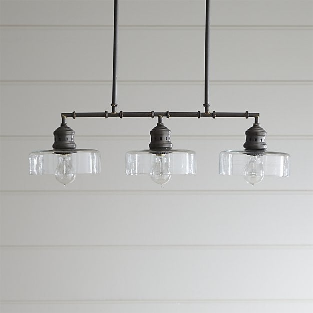 Magnificent Elite Crate & Barrel Lighting Regarding Atwell Pendant Light Crate And Barrel (Image 18 of 25)