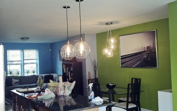Magnificent Famous West Elm Cluster Pendants Within Chevron Rug Archives Fab You Bliss (View 23 of 25)