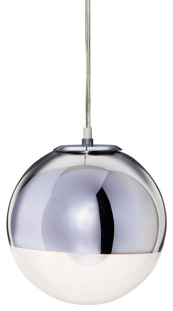 Magnificent Fashionable Disco Ball Pendant Lights With Regard To Mirror Ball Pendant Lamp Contemporary Pendant Lighting (Image 18 of 25)