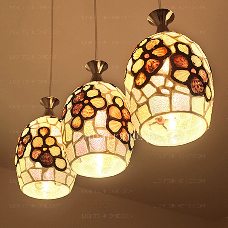 Magnificent High Quality Mexican Pendant Lights Inside Mexican Pendant Lights And 3 Light Creative Style (Image 14 of 25)