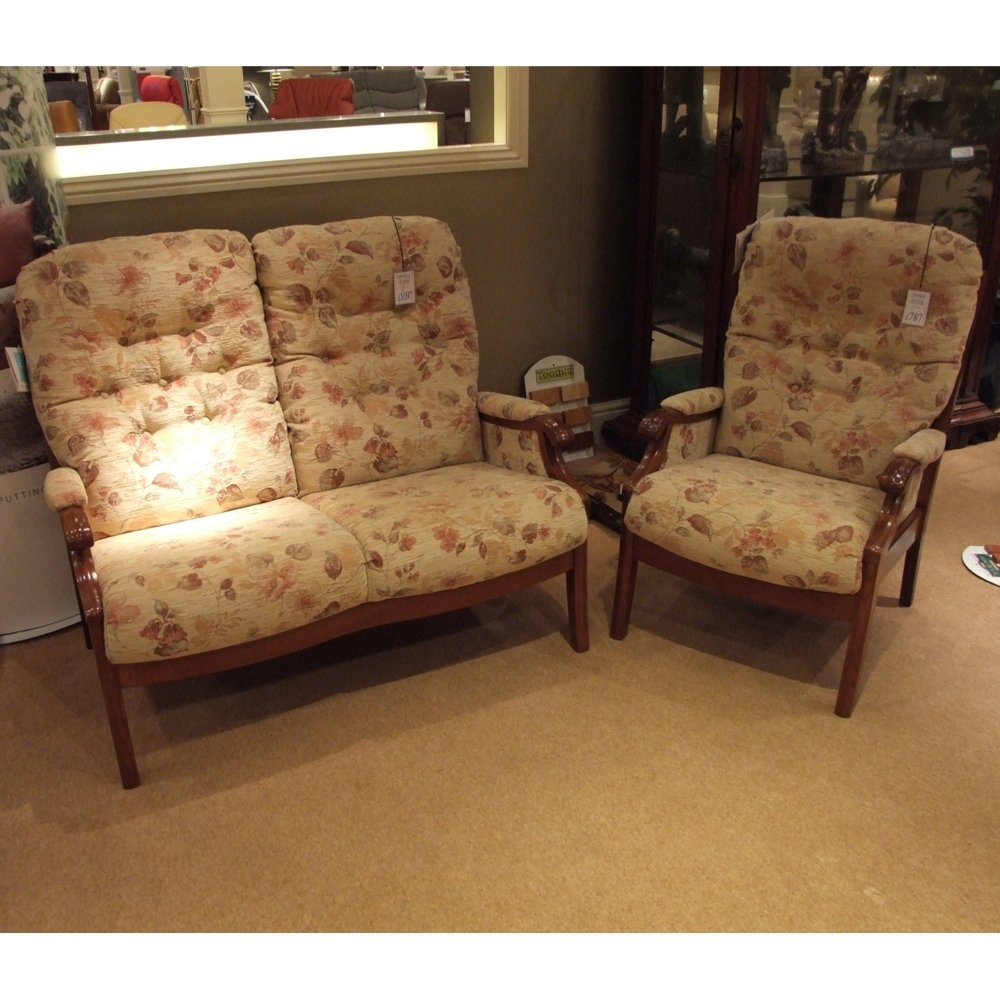 Magnificent Popular Cintique Winchester Chairs With Cintique Winchester 2 Seater Sofa And Chair At Smiths The Rink (View 10 of 15)