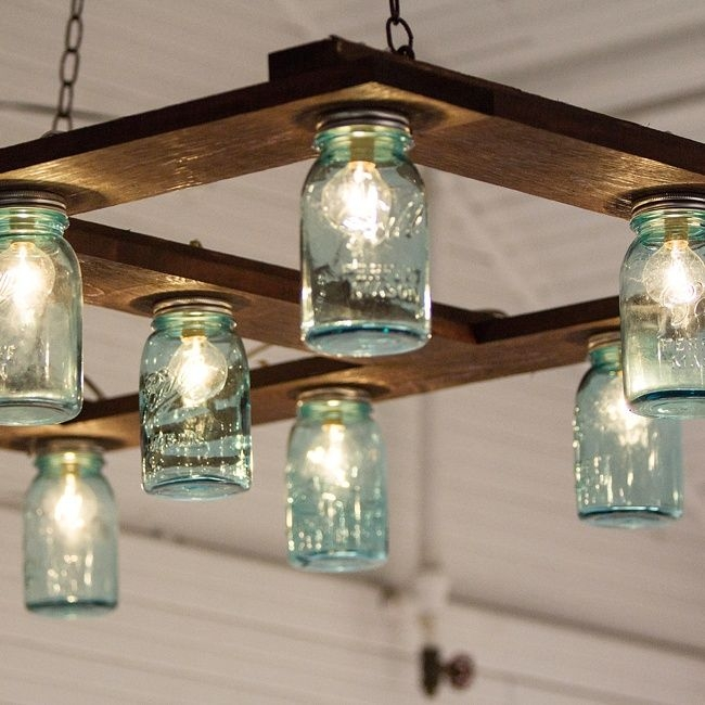 Magnificent Popular Glass Jug Light Fixtures Inside Best 25 Mason Jar Light Fixture Ideas On Pinterest Jar Lights (Image 17 of 25)