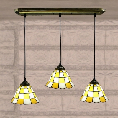Magnificent Preferred Stained Glass Pendant Light Patterns Intended For Fashion Style Multi Light Pendant Tiffany Lights Beautifulhalo (View 11 of 25)