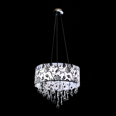 Magnificent Series Of Black Pendant Light With Crystals Throughout Fashion Style Chandeliers Pendants Mini Pendants Crystal Lights (Image 15 of 25)