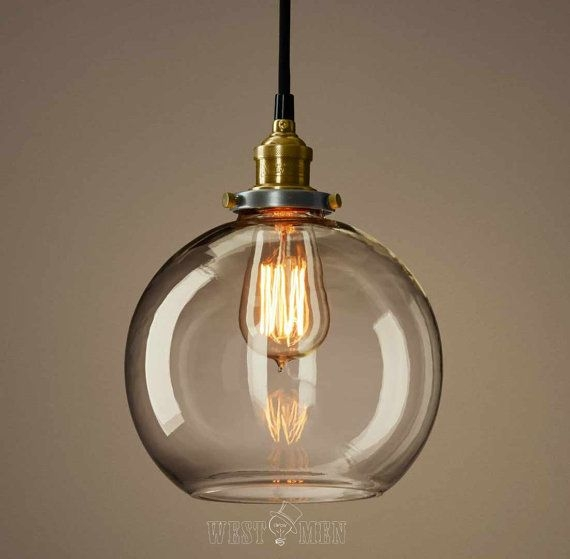 Magnificent Series Of Globe Pendant Light Fixtures With Regard To Best 25 Hallway Lighting Ideas On Pinterest Hallway Light (View 9 of 25)