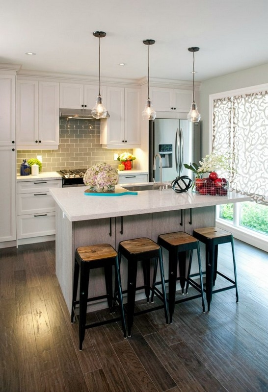 Magnificent Top Mini Pendant Lights For Kitchen For Kitchen Charming Mini Pendant Light Over Kitchen Island For Your (View 6 of 25)