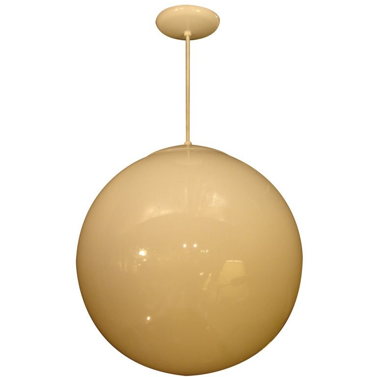 Magnificent Unique Globe Pendant Light Fixtures With Vintage Style Glass Globe Hanging Pendant Light Fixture For Sale (View 7 of 25)