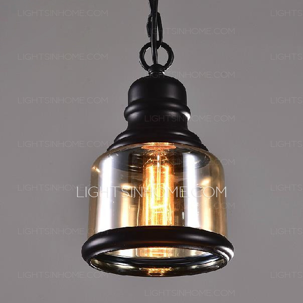 Magnificent Variety Of Octagon Pendant Lights With European Style Glass Shade E27e26 Mini Pendant Lights For Bar (Image 16 of 25)