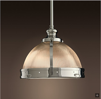 Magnificent Well Known Clemson Pendant Lights In Restoration Hardware Clemson Prismatic Single Pendant Decor Look (Image 15 of 25)