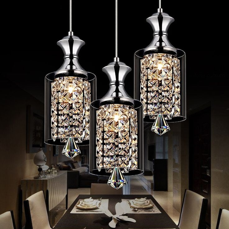 Magnificent Wellknown Modern Pendant Chandelier Lighting For Best 25 Crystal Pendant Lighting Ideas On Pinterest Lighting (Image 19 of 25)