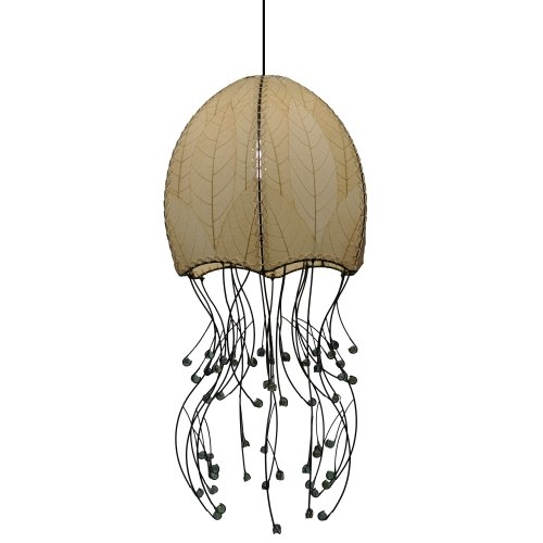 Magnificent Wellliked Jellyfish Inspired Pendant Lights With Prices For Jellyfish Inspired Pendant Lights Found More (View 12 of 25)