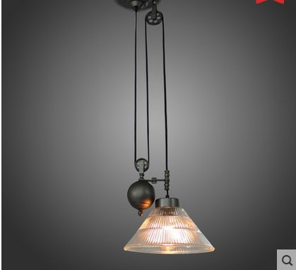 Magnificent Wellliked Pulley Pendant Lights Pertaining To Popular Industrial Pulleys Buy Cheap Industrial Pulleys Lots From (Image 19 of 25)
