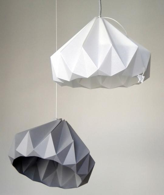 25 paper pendant lamps pendant lights ideas featured image of paper pendant lamps aloadofball Images