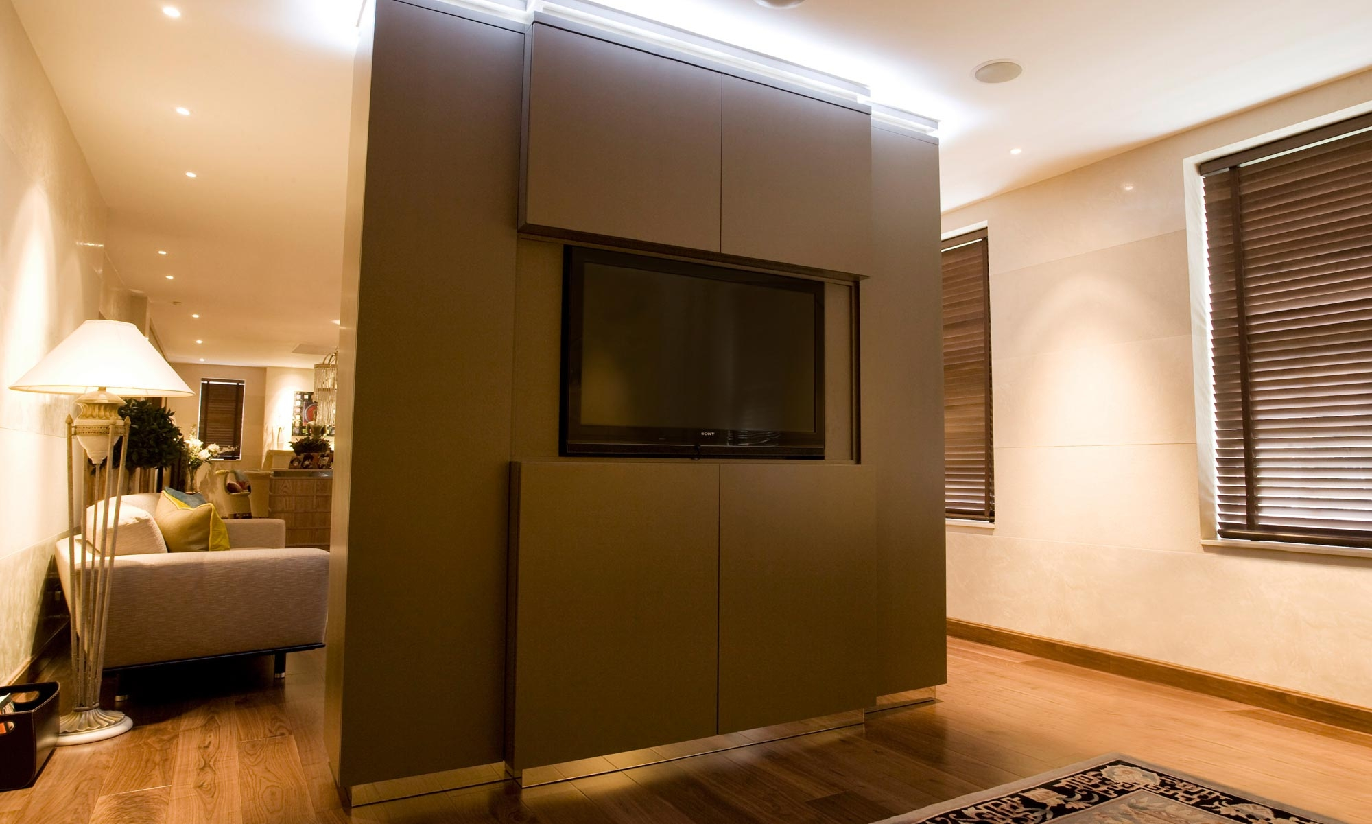 Media Cabinets London Intended For Bespoke Tv Cabinets (Image 12 of 15)