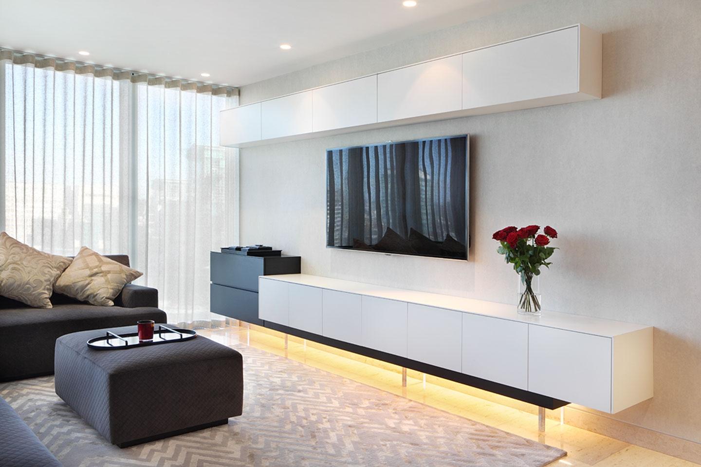 Media Cabinets London Regarding Bespoke Tv Cabinets (Image 13 of 15)