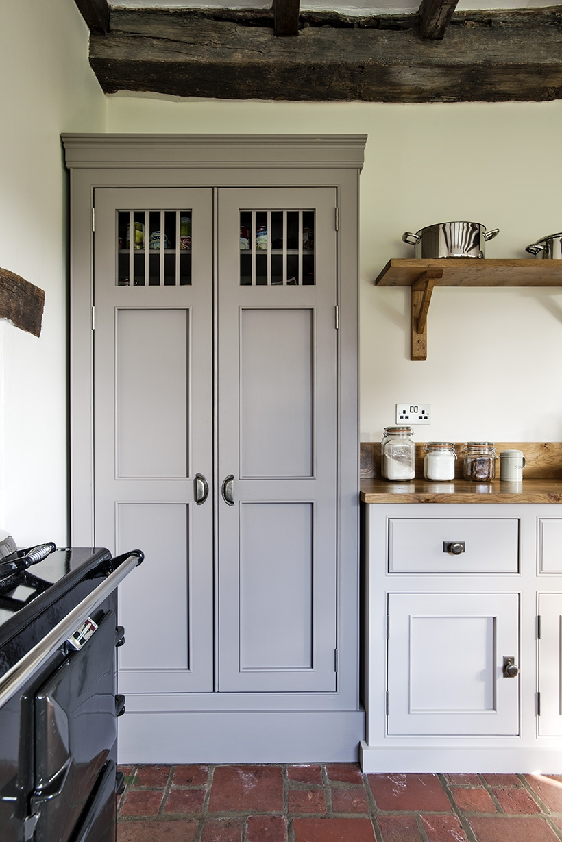 Middleton Bespoke Handmade Country Kitchens Furniture Sussex With Regard To Handmade Cupboards (Image 12 of 15)