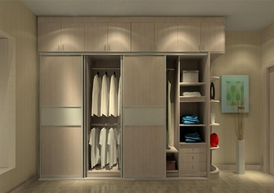 Minimalist Bedroom Minimalist Bedroom Wardrobe Ideas Design Dezz Inside Bedroom Wardrobe Storages (View 3 of 25)