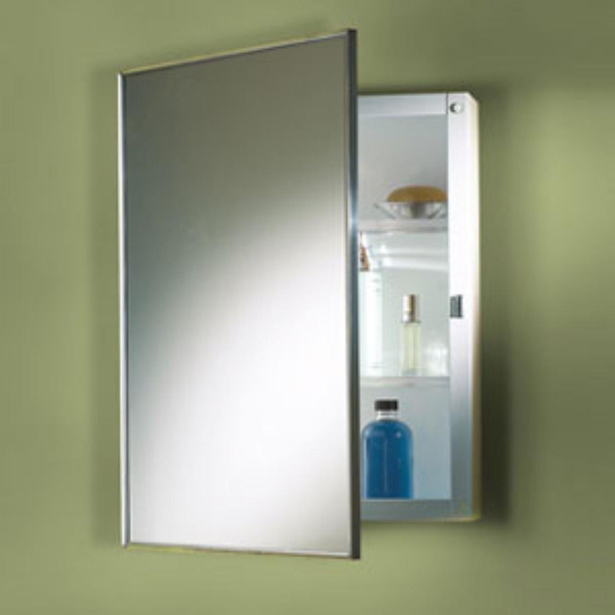 Mirror Bathroom Wall Cabinet With Bathroom Mirror Cupboards (Image 21 of 25)