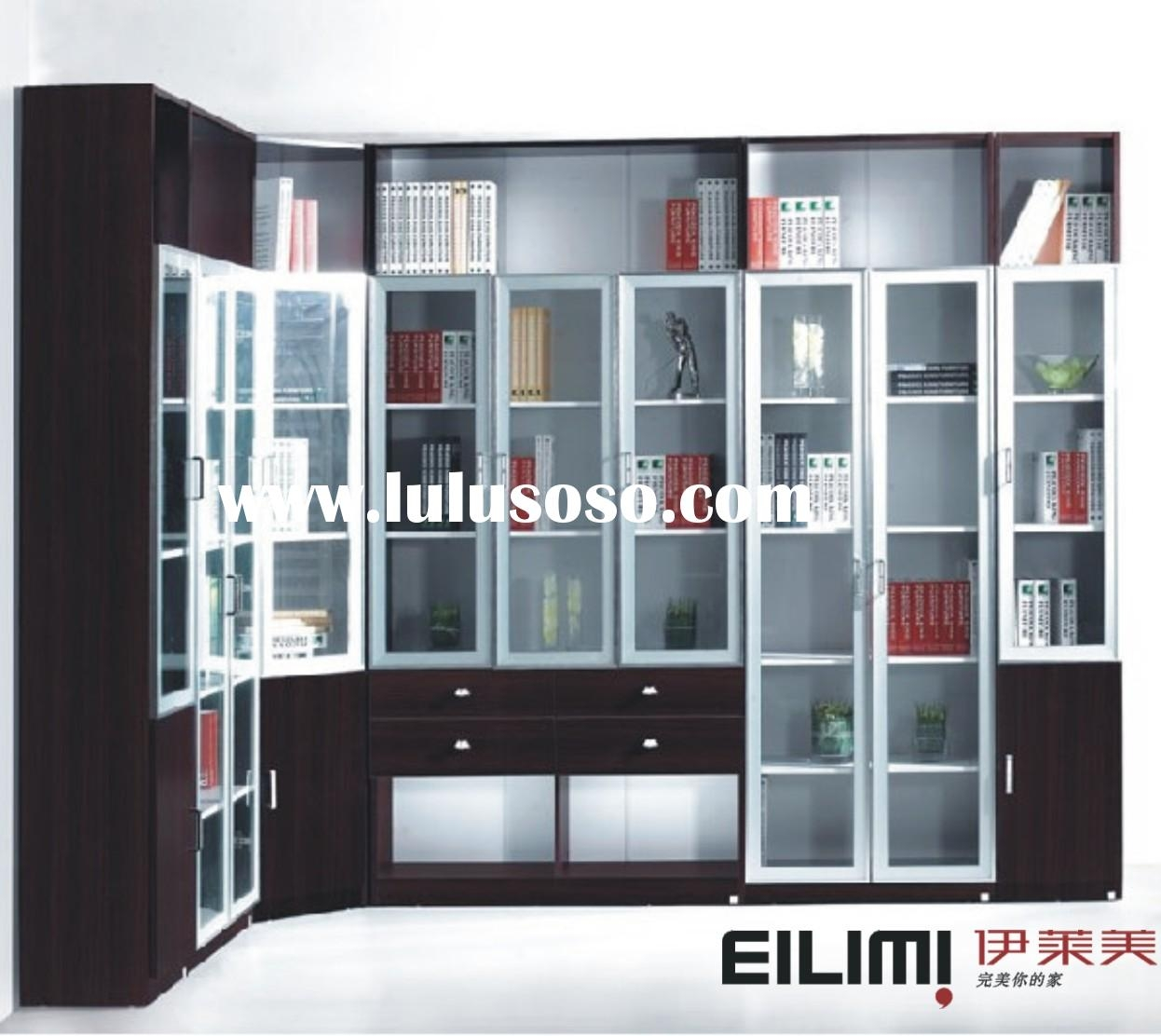 Modern Book Cabinet Design Video And Photos Madlonsbigbear Within Book Cabinet Design (Image 14 of 15)