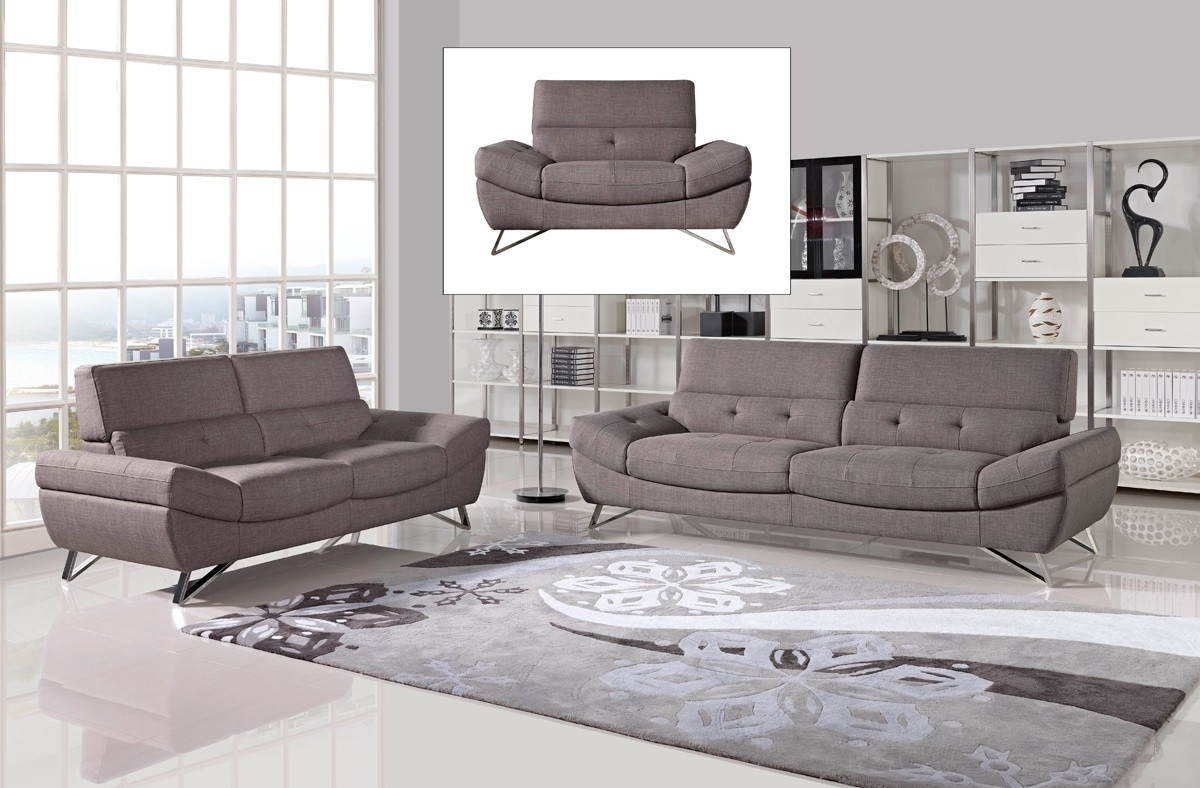 Modern Contemporary Fabric Sofa Set Sofa Menzilperde Pertaining To Contemporary Fabric Sofas (Image 12 of 15)