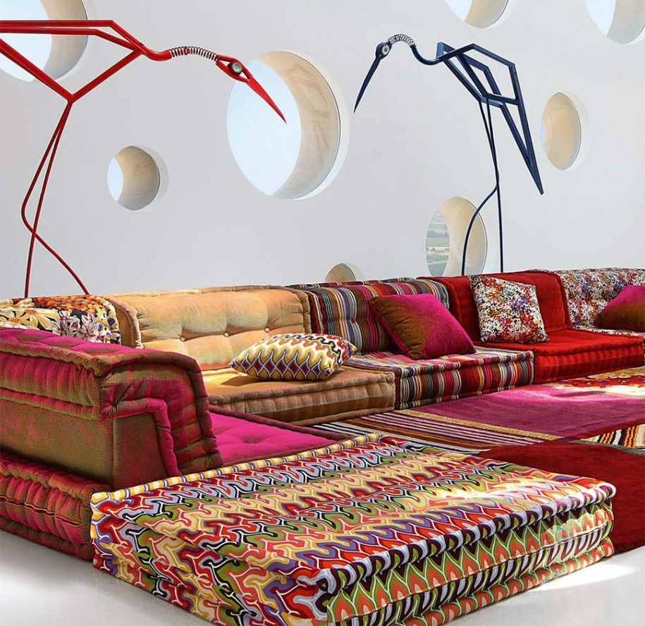Featured Image of Moroccan Floor Seating Furniture