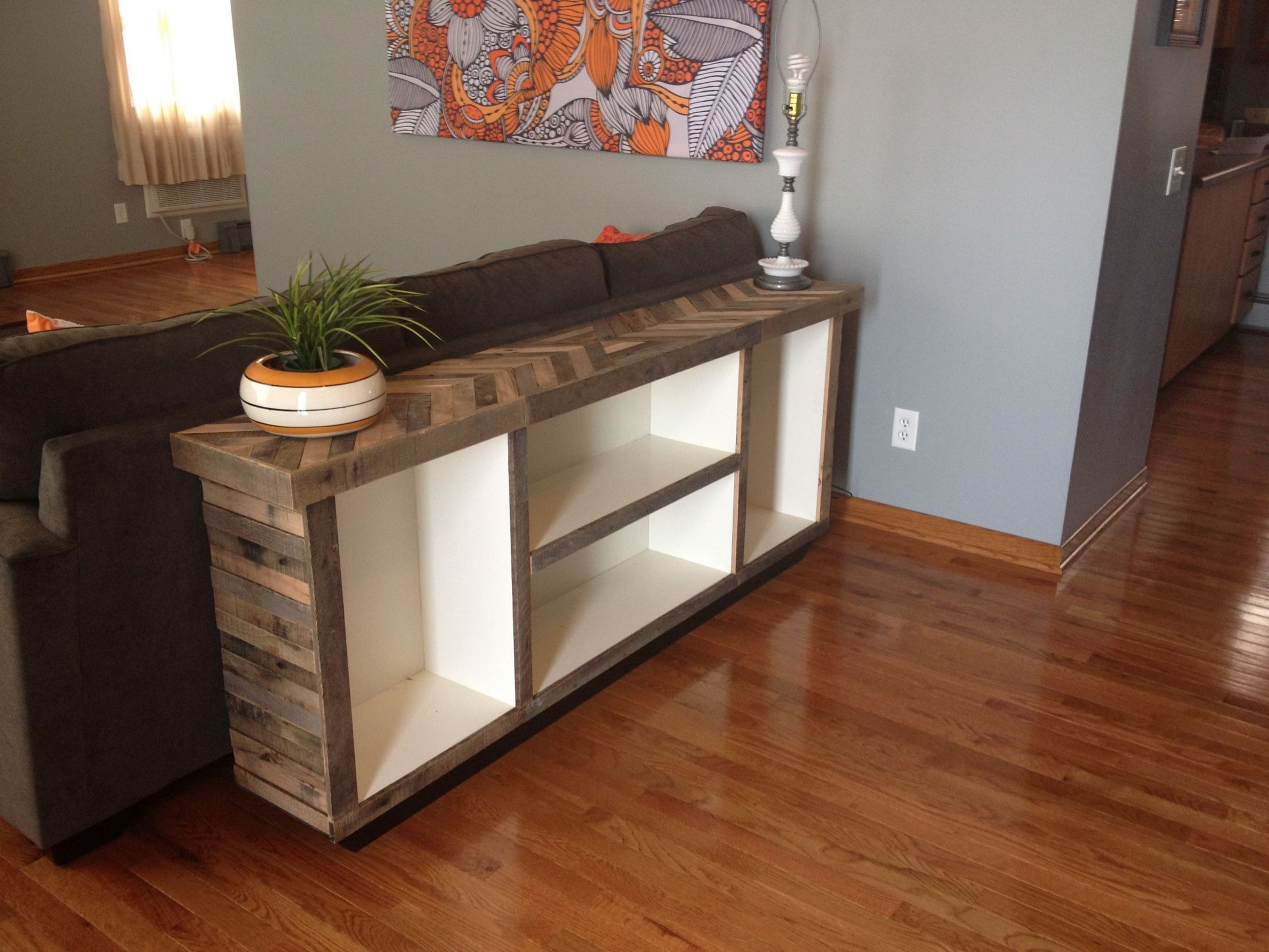Modern Sofa Table Regarding Sofa Table Chairs (Image 10 of 15)