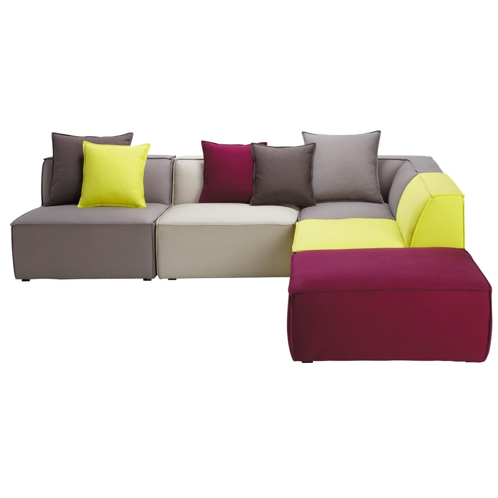 Modular Corner Sofa Hereo Sofa With Regard To Modular Corner Sofas (Image 9 of 15)