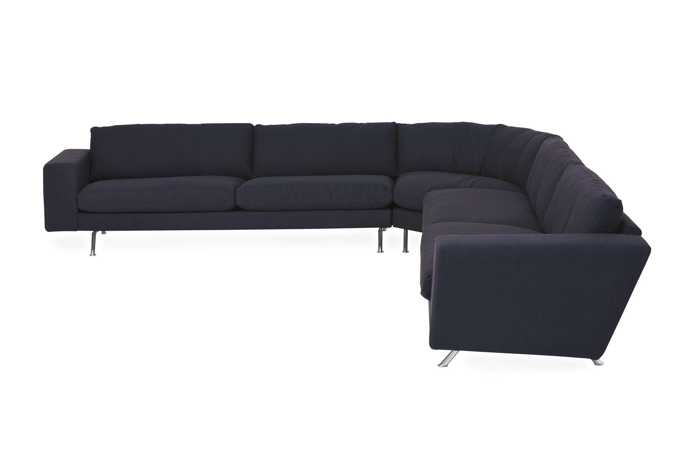 Modular Sofa Corner Contemporary Fabric Chill Carl In Modular Corner Sofas (Image 12 of 15)