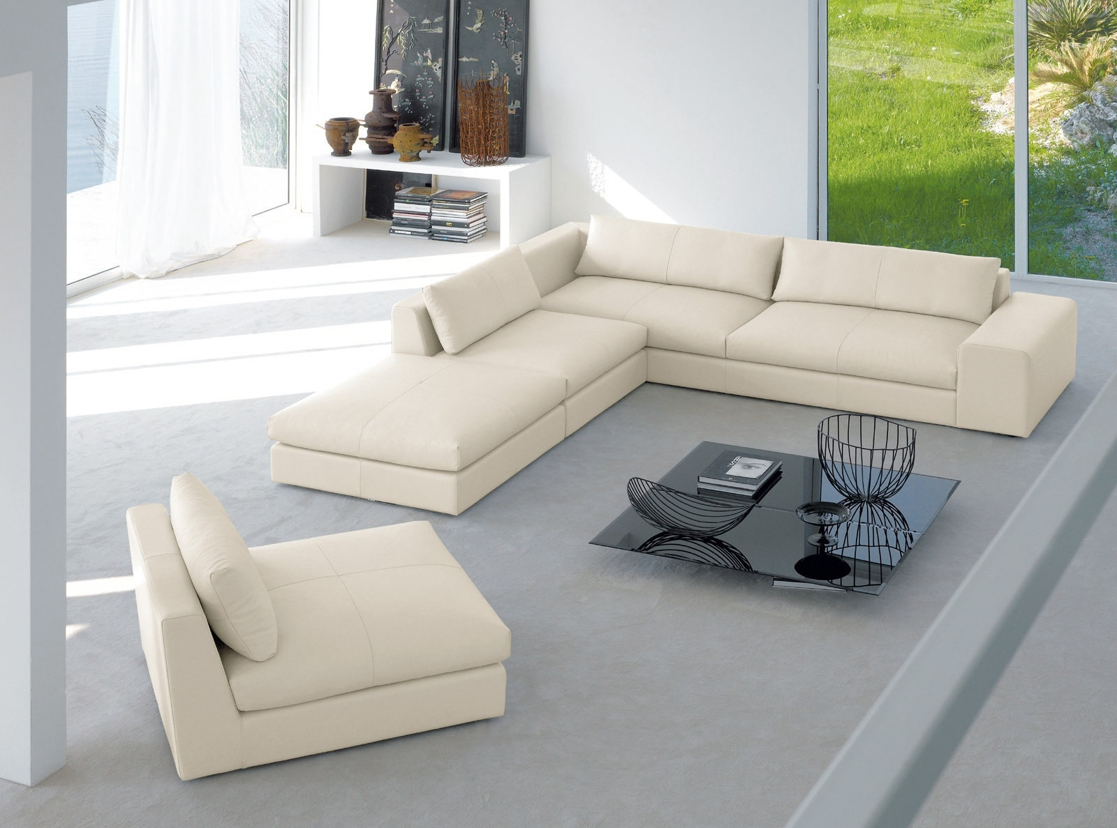 Modular Sofa Newport Alberta Salotti Luxury Furniture Mr Regarding Newport Sofas (Image 4 of 15)