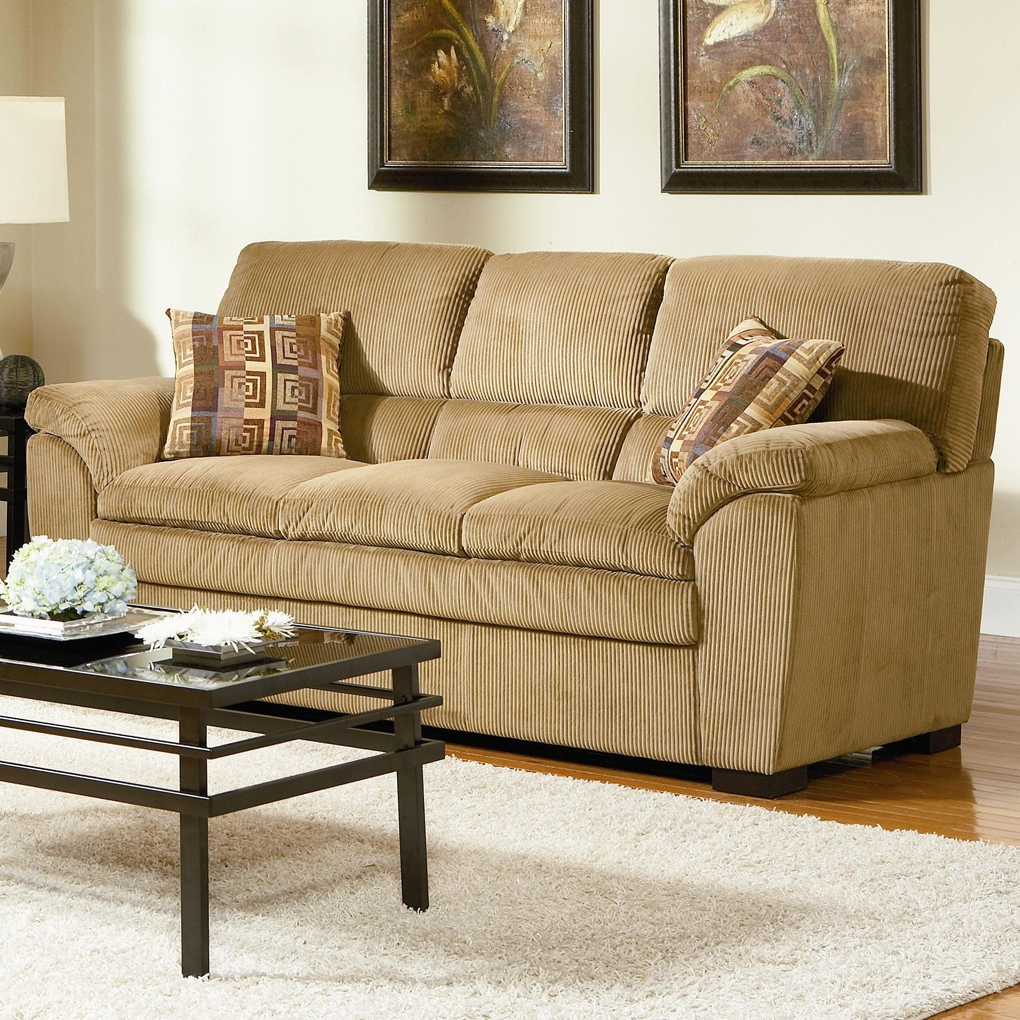 Molly Casual Sofa Set With Throw Pillows Sofa Sets Throughout Casual Sofas And Chairs (Image 11 of 15)