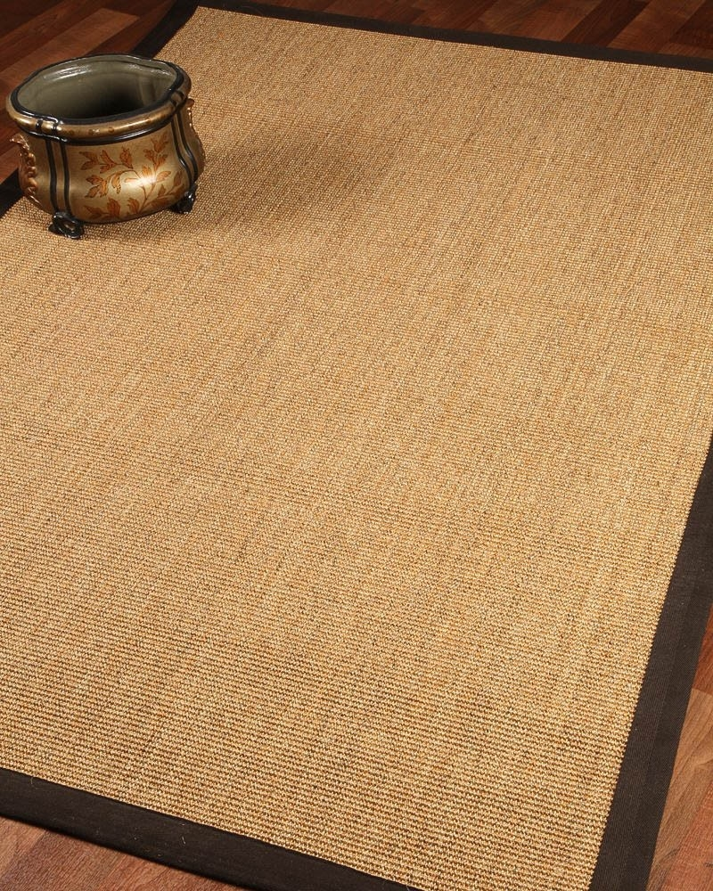 Montreal Sisal Area Rugs Natural Home Rugs Natural Home Rugs Inside Sissel Rugs (Image 12 of 15)