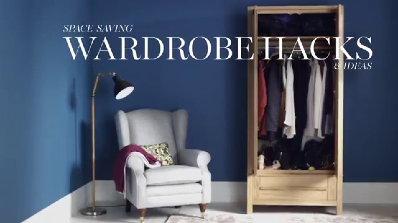 25 Best Ideas Space Saving Wardrobes Wardrobe Ideas