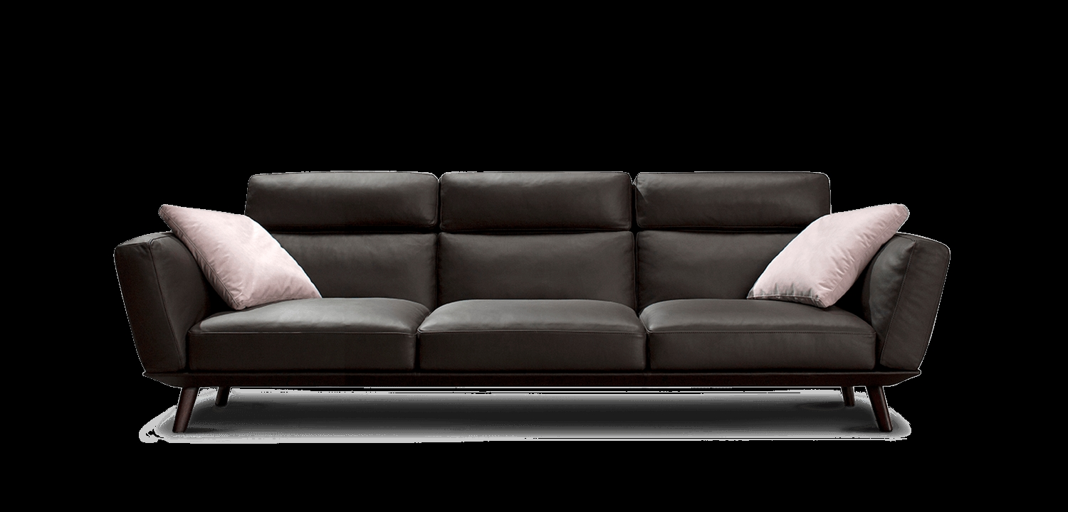 Neo High Back Sofa Luxurious Design Lounge Couch King Living Throughout Sofas With High Backs (Image 11 of 15)