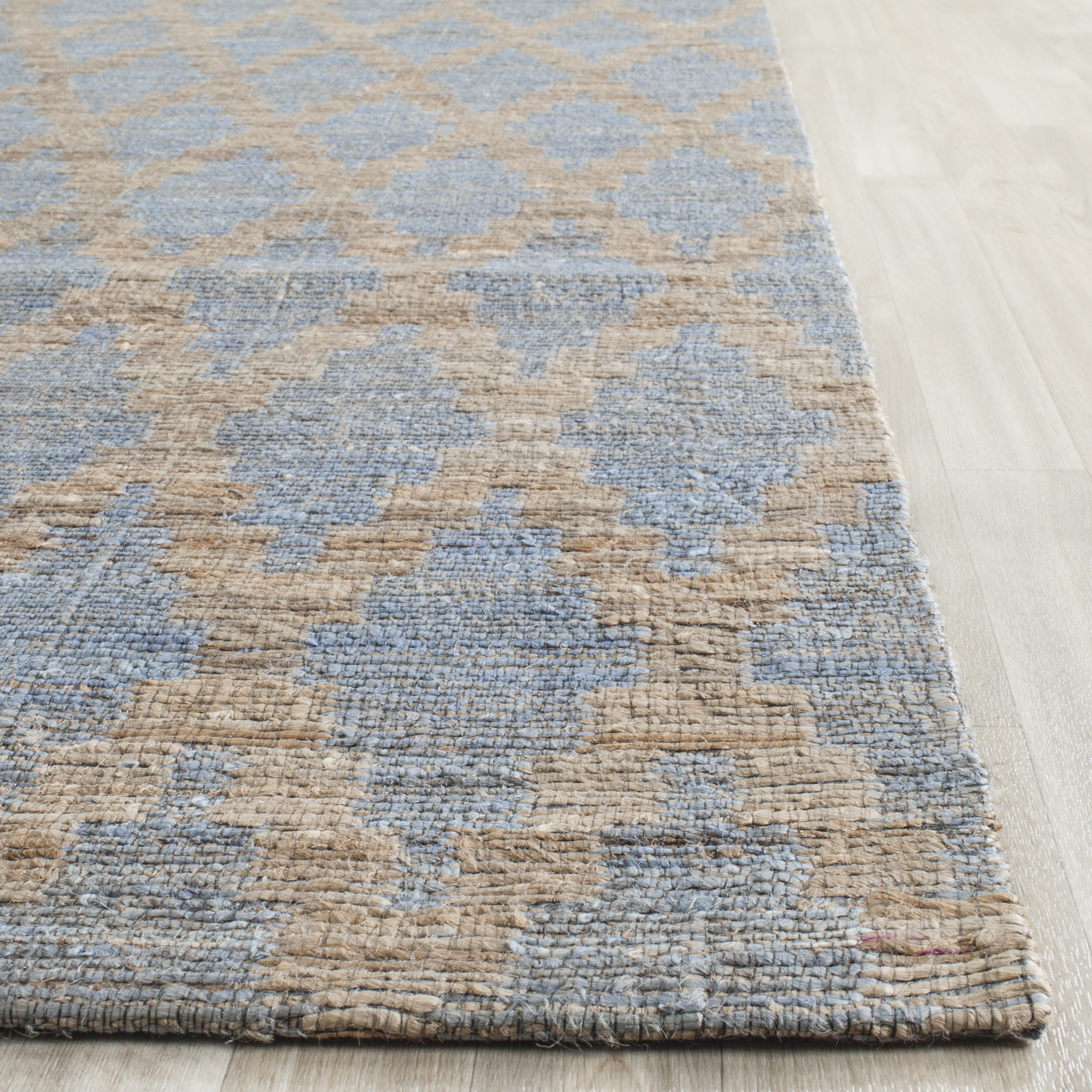 New Blue And Gold Area Rugs Oriental Rug In Cream And Cornflower A Within Light Blue And Cream Rugs (Image 9 of 15)