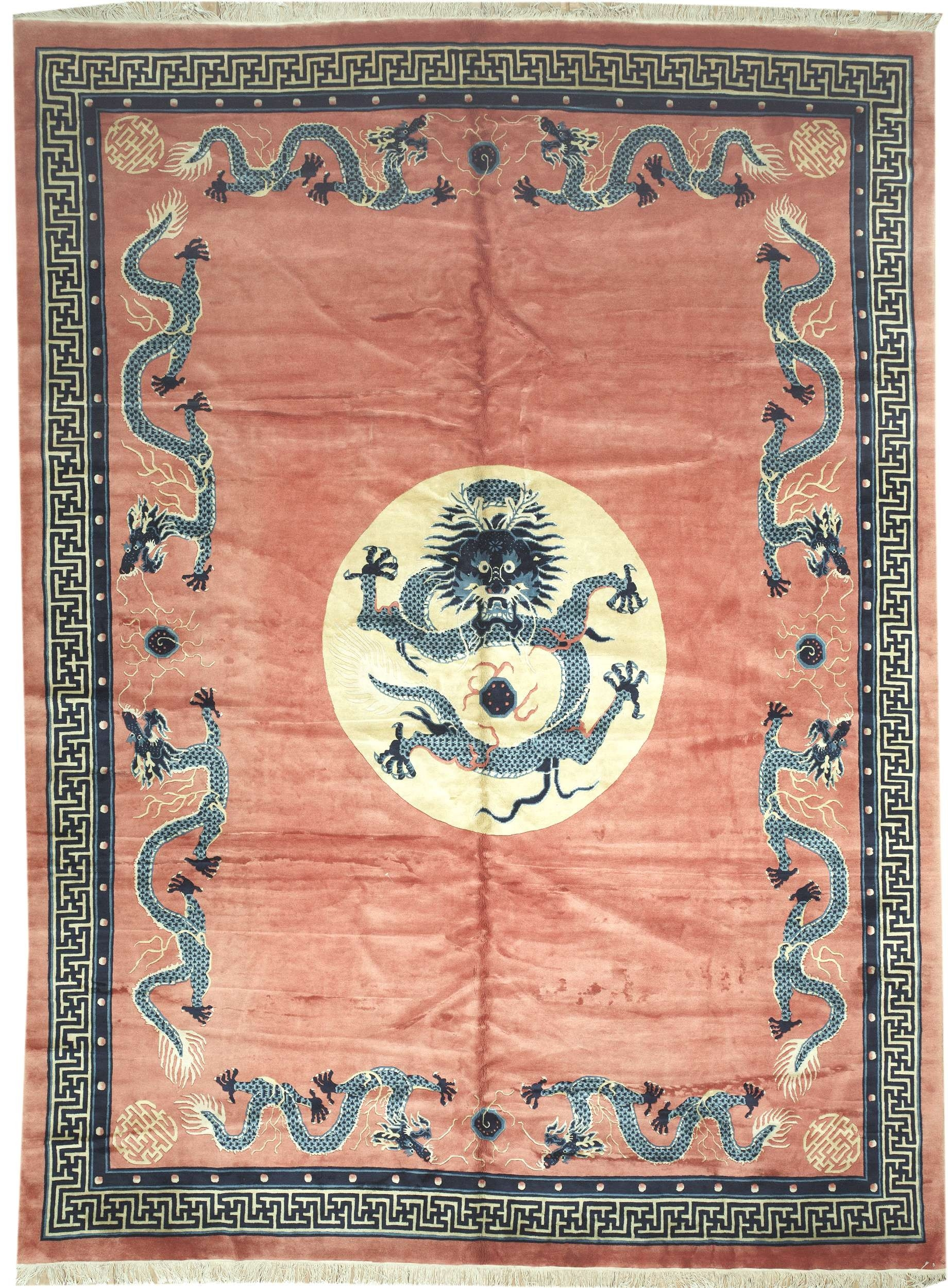 New Contemporary Chinese Area Rug 51188 In Chinese Rugs (Image 14 of 15)