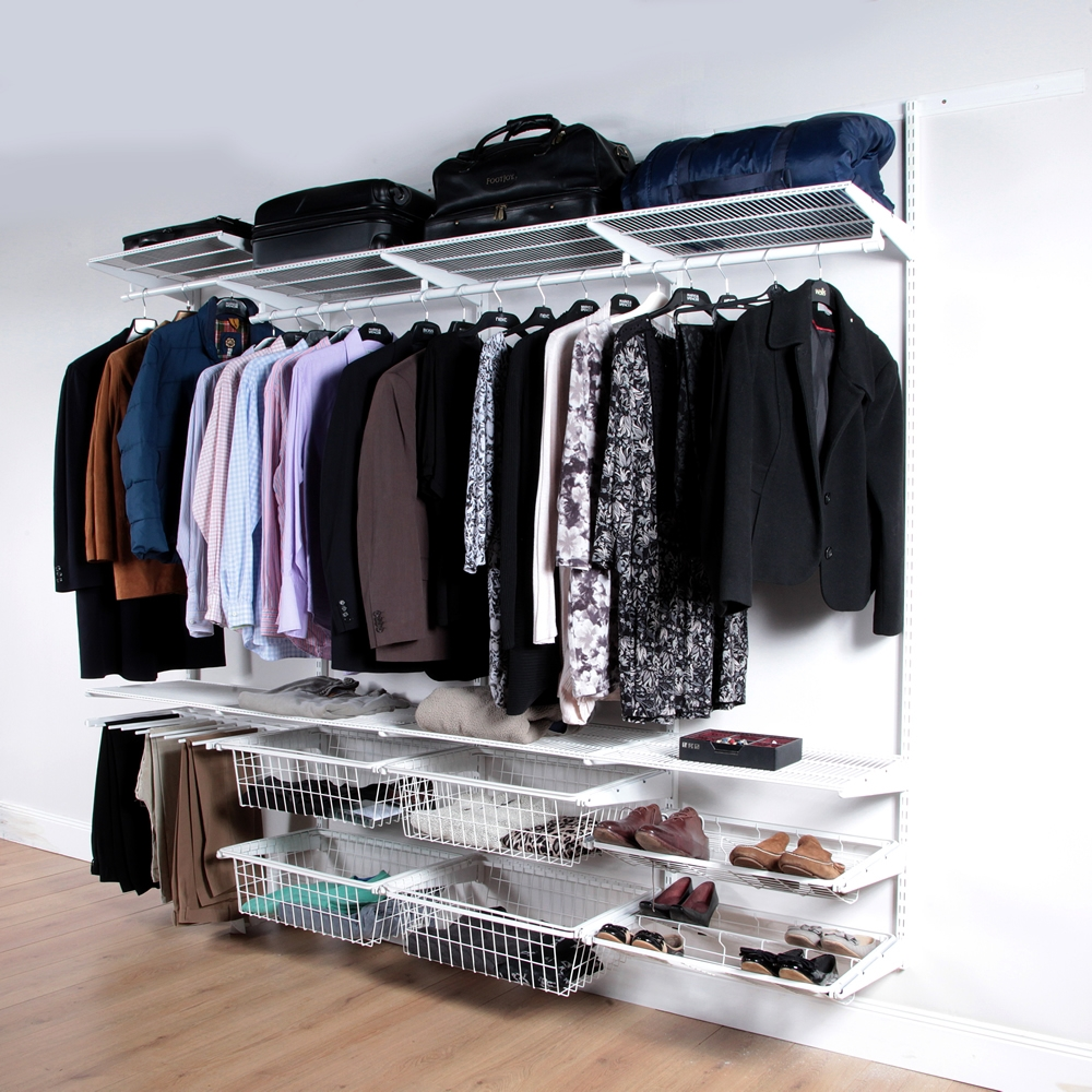 New Innovative Ideas For Clothes Storage Designinyou In Wardrobe Hangers Storages (Image 21 of 25)