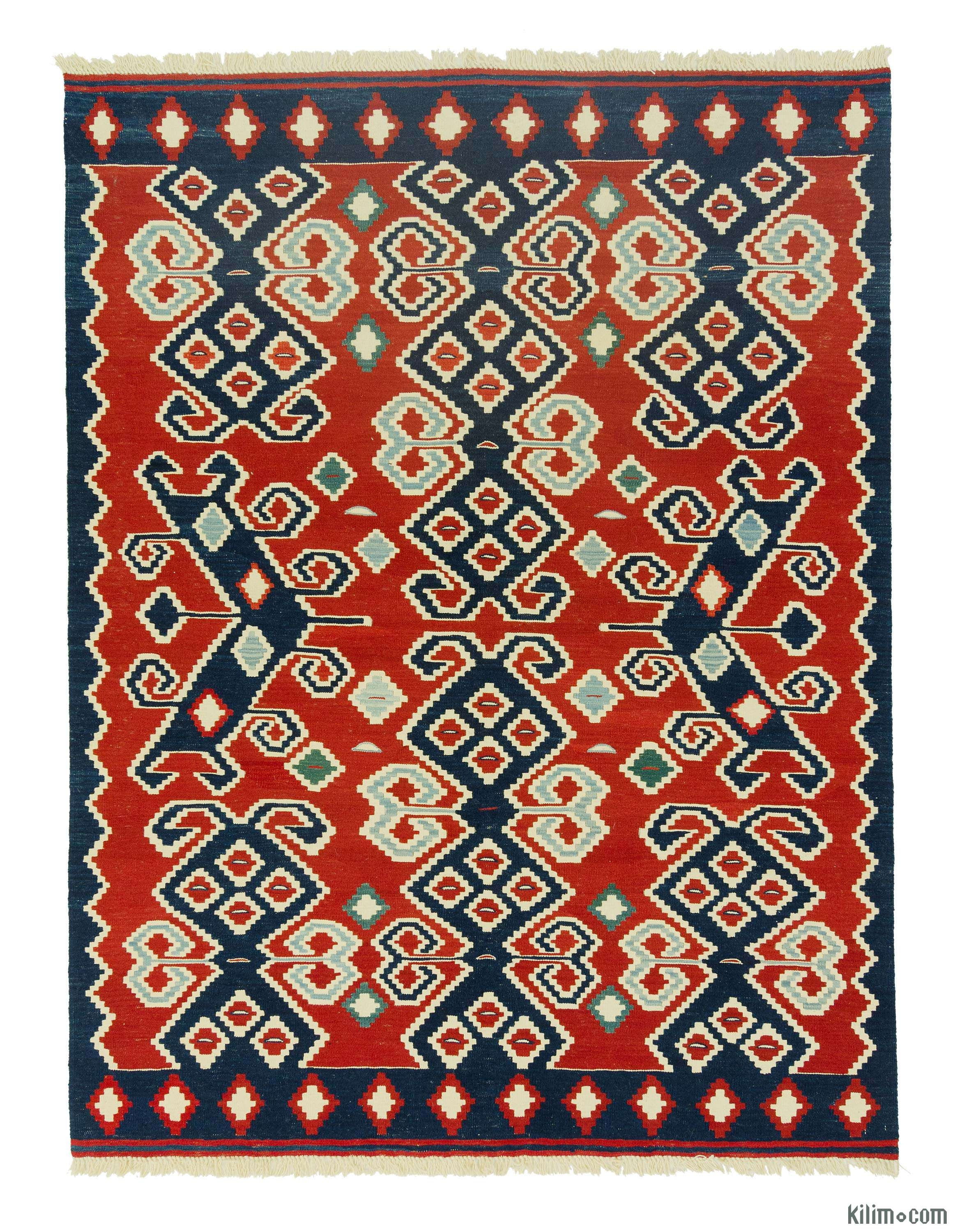 New Kilim Rugs Kilim Rugs Overdyed Vintage Rugs Hand Made In Turkish Kilim Rugs (Image 8 of 15)