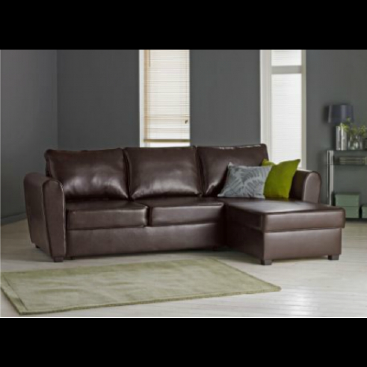 Featured Image of Fabric Corner Sofa Bed