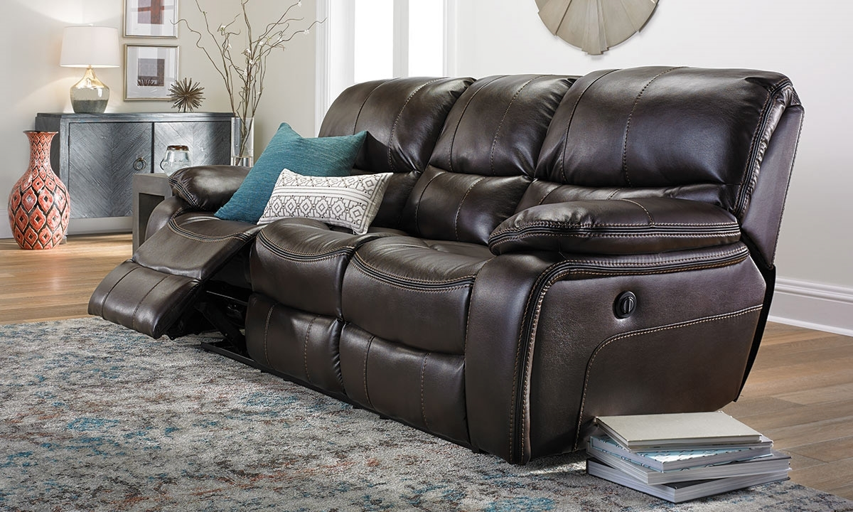 Newport Power Reclining Sofa Haynes Furniture Virginias In Newport Sofas (Image 8 of 15)