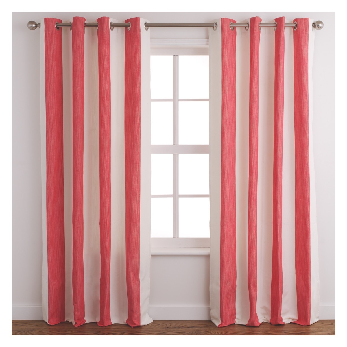 Next Red Striped Curtains Curtain Menzilperde Within Stripe Curtains (Image 20 of 25)
