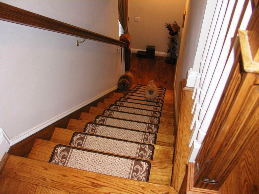 Non Slip Carpet Stair Treads Stair Constructions Applying With Regard To Non Slip Carpet For Stairs (View 15 of 15)