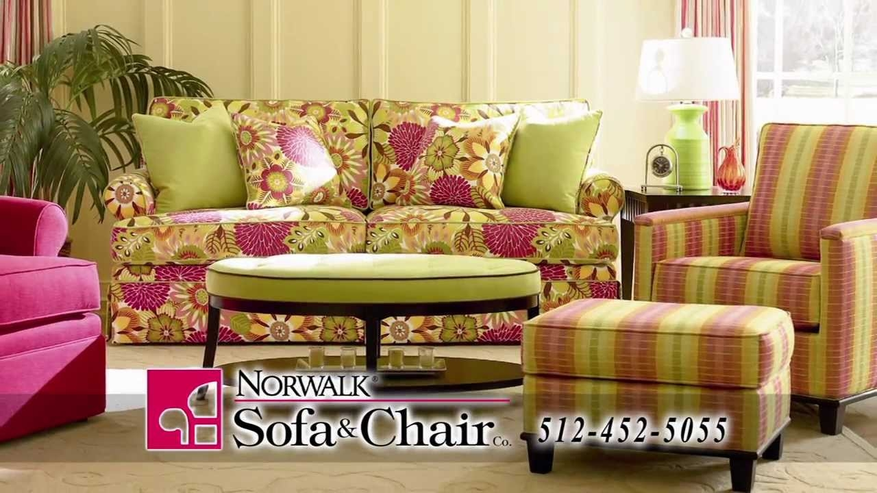 Norwalk Sofa Chair Co Youtube Regarding Norwalk Sofa And Chairs (Image 12 of 15)