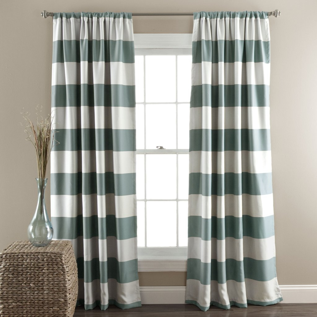 Nursery Enchanting Nursery Decorating Ideas With Blackout Inside Blackout Curtains For Baby Room (Image 19 of 25)