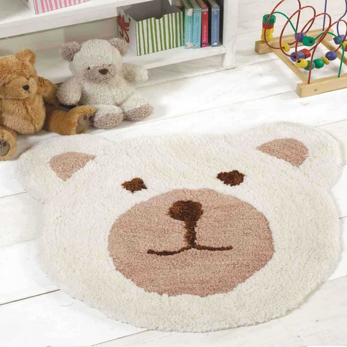 Nursery Rug Super Soft Rug Therugshopuk With Teddy Bear Rugs (Image 10 of 15)