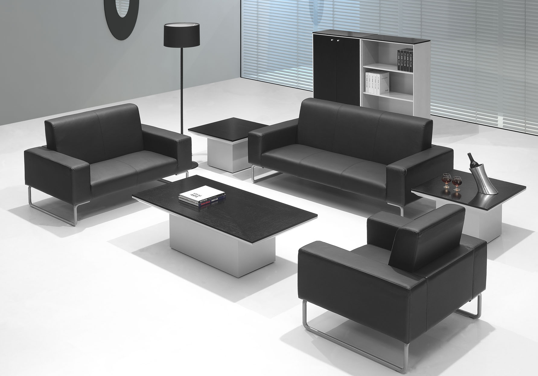 Office Sofa And Office Sofa Furniture Selfieword 1 For Office Sofa Chairs (Image 9 of 15)