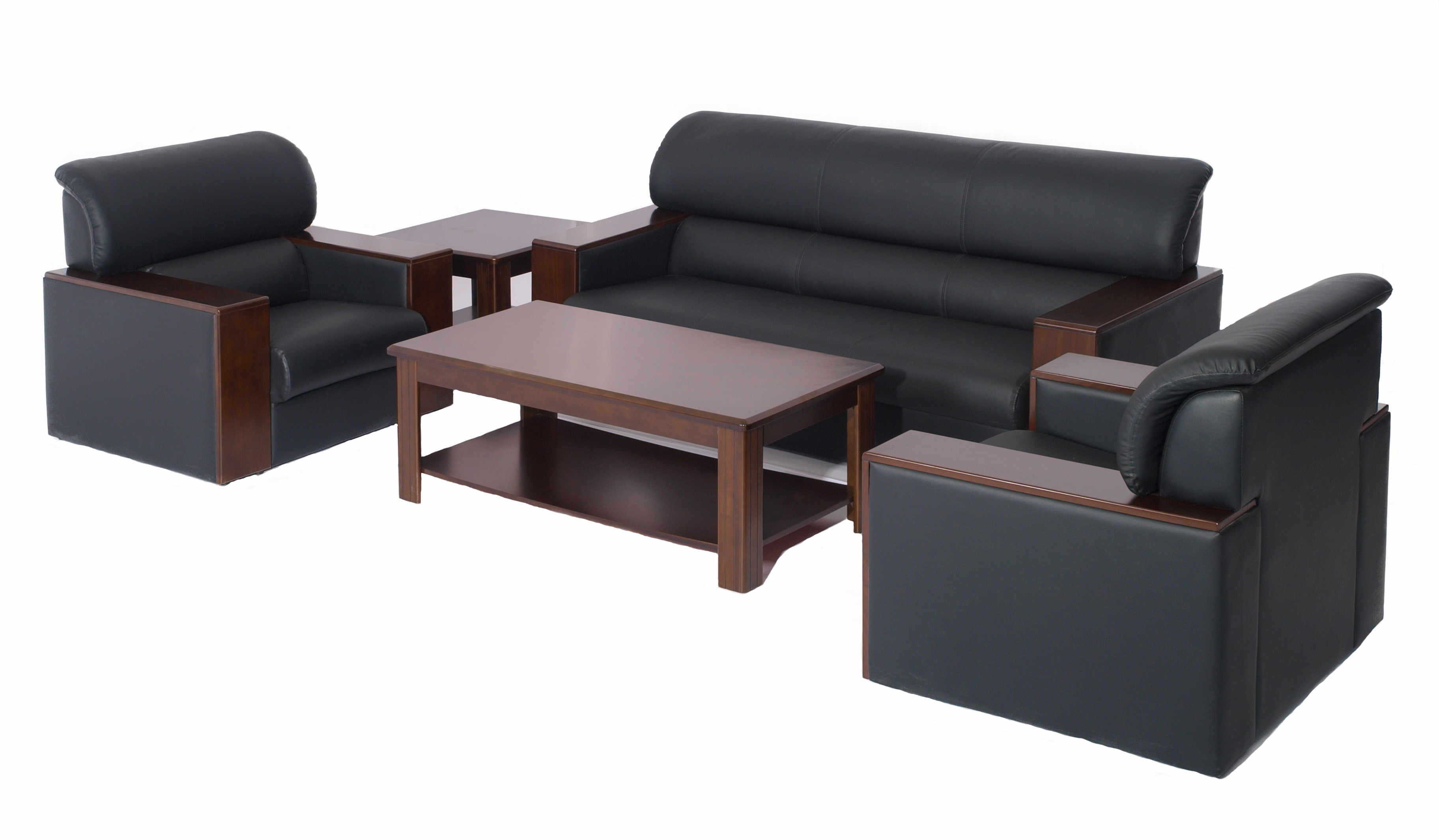 Office Sofa Furniture With Regard To Office Sofas And Chairs (Image 8 of 15)