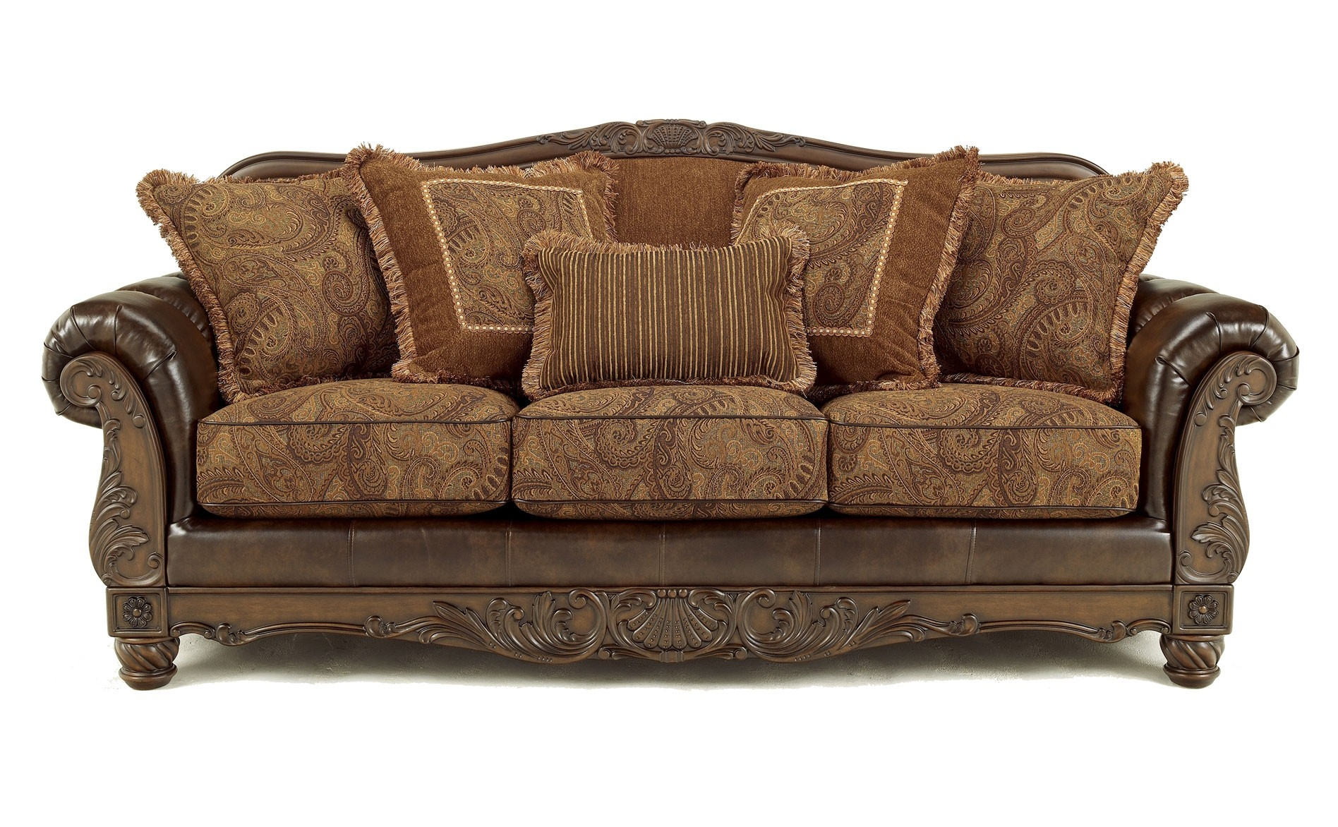 Old Fashioned Sofa Styles Thesofa Intended For Old Fashioned Sofas (Image 6 of 15)