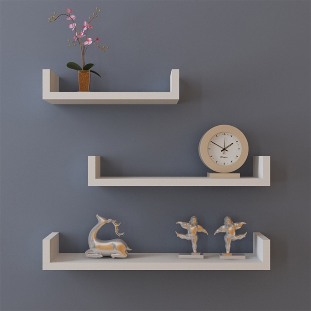 Online Buy Wholesale Mounted Wall Shelves From China Mounted Wall Within Cheap Wall Shelves (View 5 of 15)